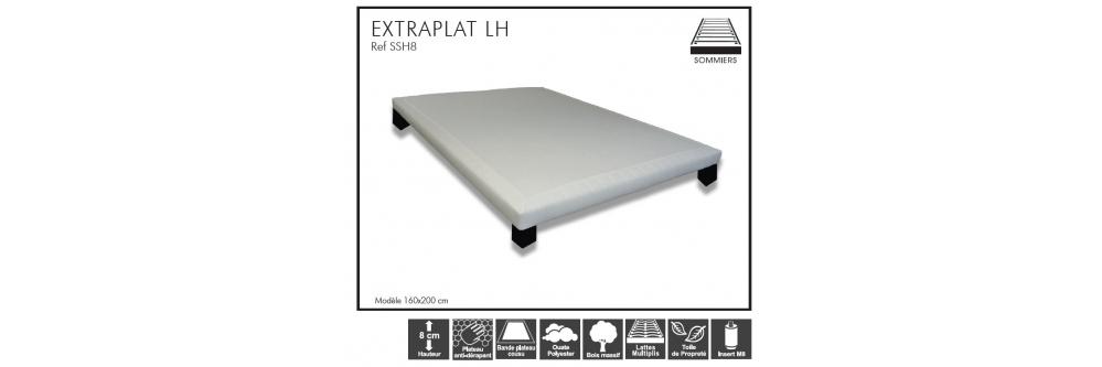EXTRAPLAT LH - BLANC H8 LH