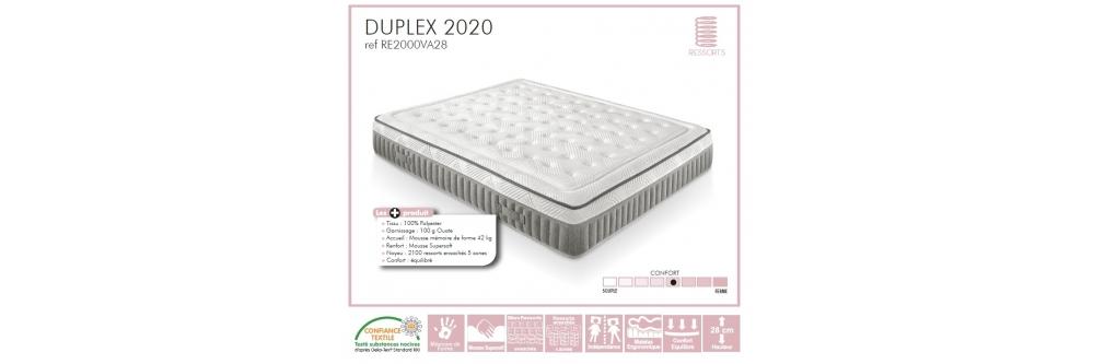 DUPLEX 2020