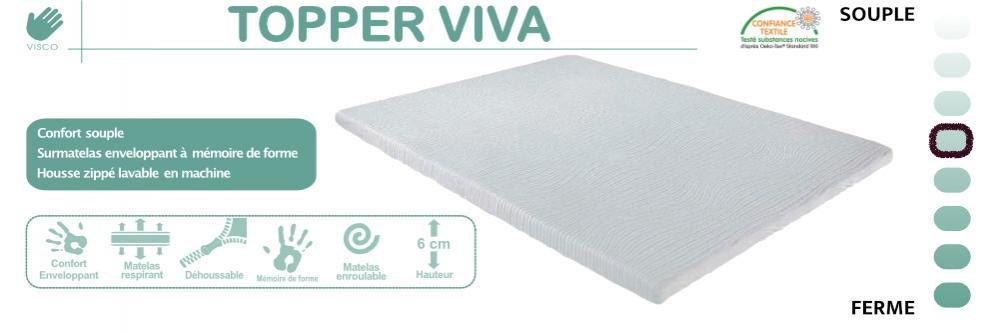 TOPPER VIVA