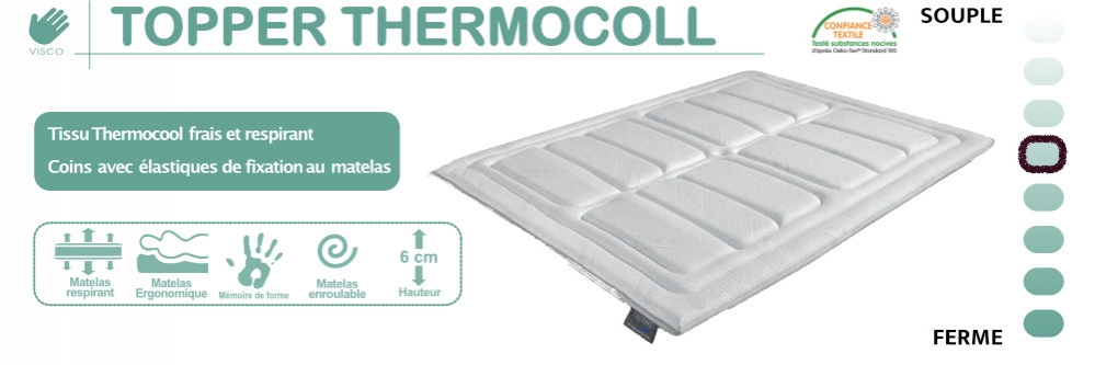 TOPPER THERMOCOOL