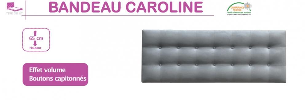 BANDEAU CAROLINE